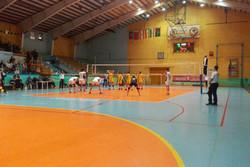 والیبال قزوین