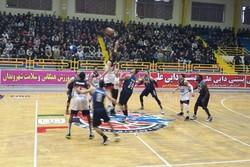 بسکتبال شهرداری گرگان