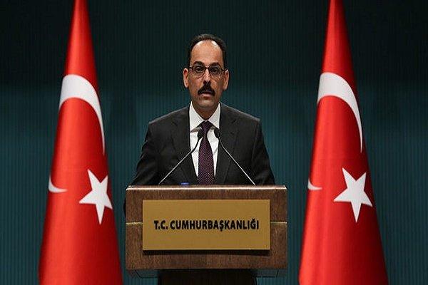 Türkiye'den Afrin operasyonu açıklaması