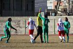 فوتبالیست قروه ای به اردوی تیم ملی جوانان دختر کشور دعوت شد
