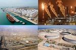 گردشگری صنعتی  پارس جنوبی نفت و گاز