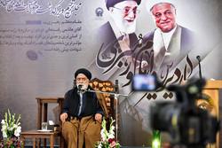 اقامة مجلس تأبين آية الله هاشمي رفسنجاني في العتبة الرضوية المقدسة / صور