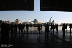 Iran Air's Airbus A321 Arrived in Tehran
