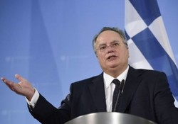وزير الخارجية اليوناني: حل مسألة قبرص يكمن في انتهاء الاحتلال التركي