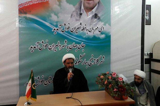 کراپشده - امام جمعه کلاته خیج
