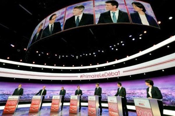 مرشحو اليسار للانتخابات الرئاسية الفرنسية ينتقدون ولاية هولاند