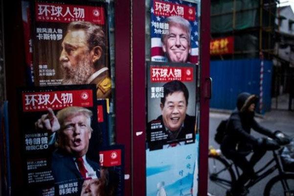 الصحف الصينية تحذر وزير الخارجية الاميركي المعين من التصعيد الكلامي