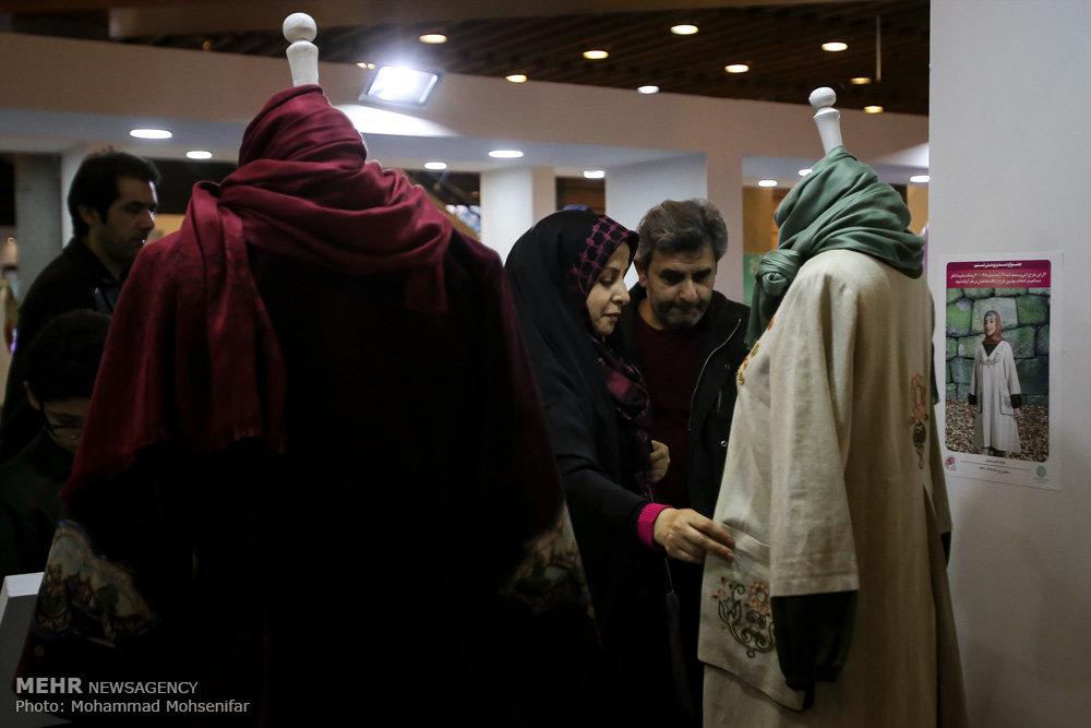 پنجمین جشنواره مد و لباس تسنیم