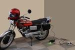 موتور سیکلت هیبریدی در پارک علم و فناوری خراسان رضوی ساخته شد