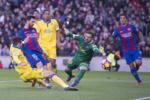 فريق برشلونة يسحق لاس بالماس في الدوري الإسباني