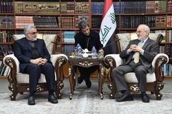 Boroujerdi, Iraqi FM discuss regional issues
