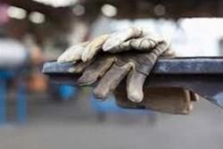 کارگر دستکش