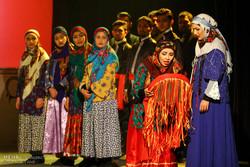 آیین افتتاح دومین جشنواره تئاتر فجر استان آذربایجان شرقی