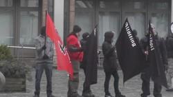 """الشرطة الألمانية توقف """"نازيين جدد"""" بحوزتهم مواد متفجرة"""