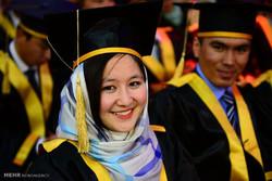 جشن فراغت صد دانشجوی برتر سال در کابل