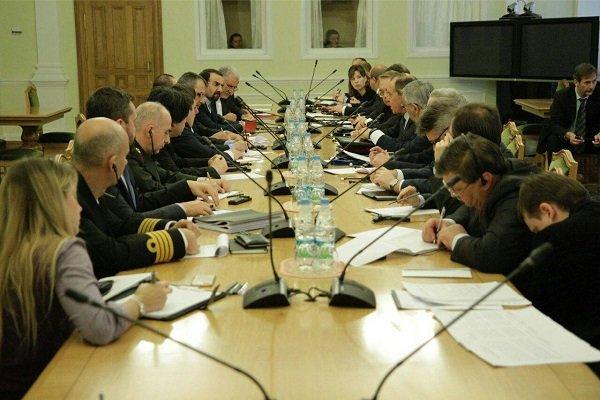 Cabiri Ensari, Rus ve Türk mevkidaşlarıyla görüştü