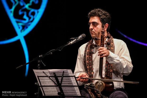 افتتاح الدورة الثانية والثلاثين من مهرجان فجر للموسيقى أمس