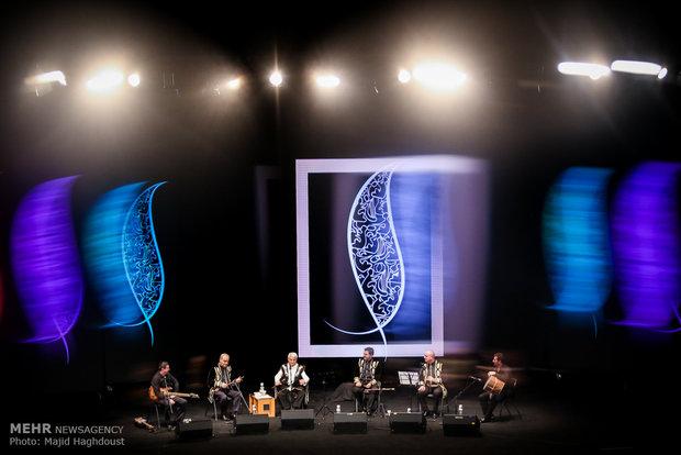 اولین روز سی و دومین جشنواره موسیقی فجر با اجرای گروه ژیوان گاسپاریان