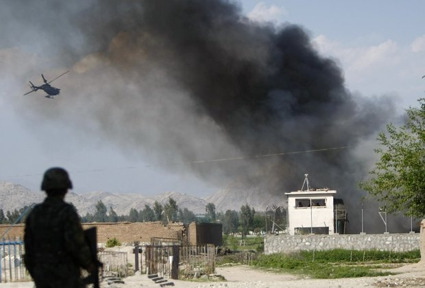 Afghan forces destroy Taliban weapon cache in western province