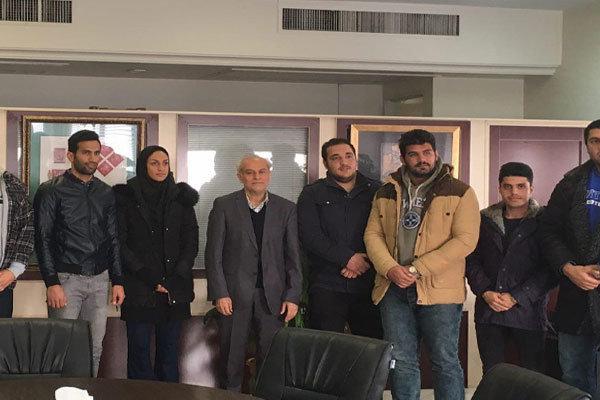اهالی معترض دوومیدانی با معاون وزیر ورزش دیدار کردند