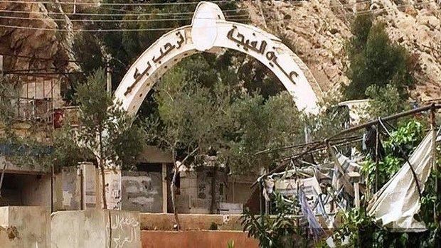 اغتيال اللواء احمد الغضبان المكلف بالمصالحة في وادي بردى