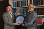 همکاری پژوهشگاه علوم انسانی با دانشگاه هانکوک کره جنوبی