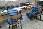 دستگیری باند سارقان و مالخران اماکن خصوصی در بوئین زهرا