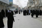 محتجون بحرينيون يحاولون الوصول إلى دوار اللؤلؤة