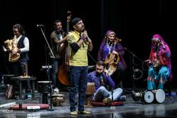 دومین روز سی و دومین جشنواره موسیقی فجر در تالار وحدت و رودکی