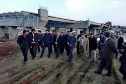 استاندار کردستان از پروژه های عمرانی شهرستان سقز بازدید کرد