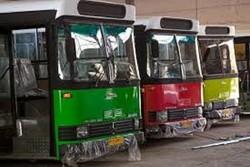 ۳۱ دستگاه اتوبوس جدید به ناوگان حمل و نقل شهری همدان افزوده شد
