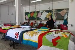نمایشگاه دائمی توانمندی های هنرستان های خراسان جنوبی راه اندازی شد