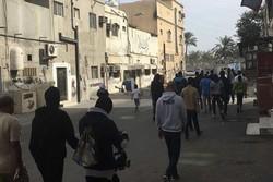 مملكة البحرين تشهد حالة توتر واشتباكات عقب اعدام المتهمين الثلاثة