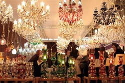 24th intl. exhibition on chandeliers to kick off on Mon.
