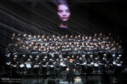 سومین روز سی و دومین جشنواره موسیقی فجر در تالار وحدت و تالار رودکی