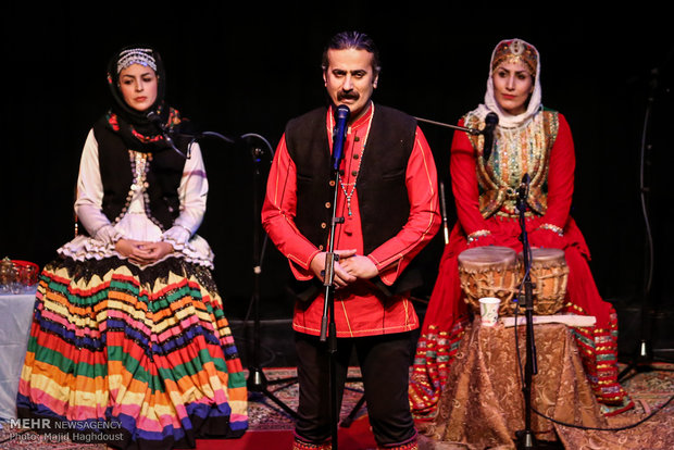 Dilmun, Hava Folk Music Ensembles perform at Fajr Fest.