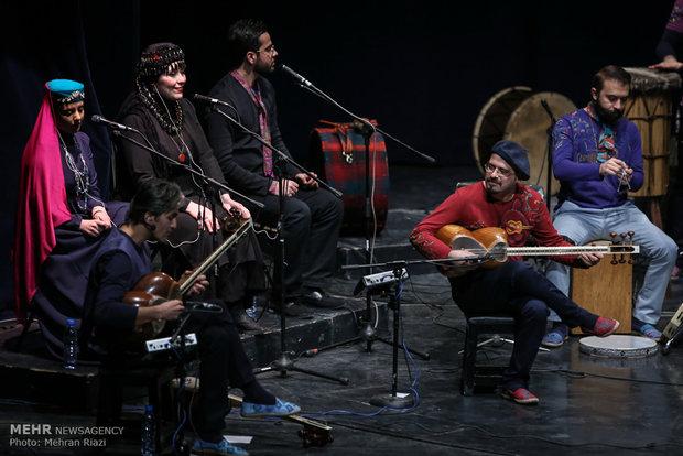 Fajr Intl. Music Fest. hosts Rastak Band