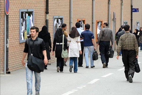 پذیرش دانشجو کاهش مییابد/ افزایش ۸ برابری دانشجوی خارجی
