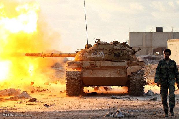 ارتفاع عدد قتلى الهجوم على قاعدة جوية في ليبيا إلى 141 شخصا