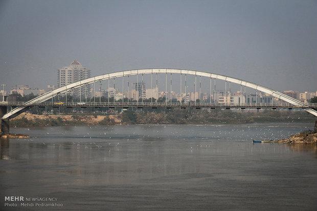 خودکشی جوانی در رودخانه کارون ناکام ماند