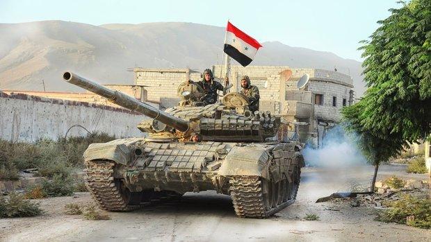 Syrian army eliminates ISIL terrorists in Deir Ezzor, Hama