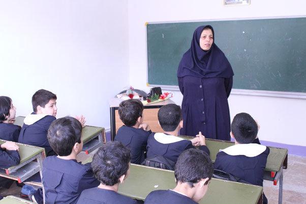 معلم ابتدایی