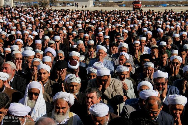 مذاهب أهل السنة لدى التركمان في ايران