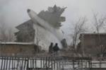 31 bodies, nine body parts uncovered at Turkish cargo plane crash near Bishkek