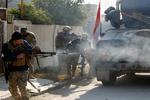 تسلط نیروهای عراقی بر محله های جدید در موصل/فرار داعشی ها