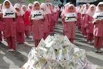 آغاز توزیع ۱۵میلیون پاکت شیر رایگان  در مدارس استان کرمان