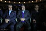 Eski ve yeni bakanlar Fecr Müzik Festivali'nde