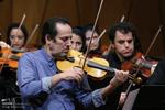 اشک و خنده در کنسرت ارکستر فیلارمونیک کردستان/ همه خوشحال شدند