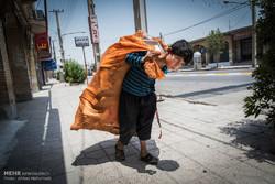 ساماندهی بیش از ۵۰۰ کودک کار توسط بهزیستی در قم