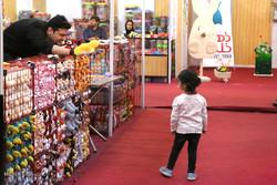 گشایش ششمین نمایشگاه بزرگ بازی و اسباب بازی ایرانی